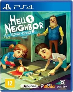 Game Hello Neighbor Esconde-Esconde - PS4