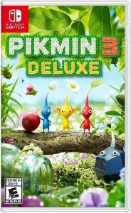 Game Pikmin 3 Deluxe - Switch