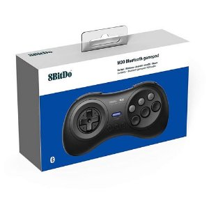 Controle 8Bitdo Bluetooth M30 - Switch , Windows , MacOS , Android 8 - Preto