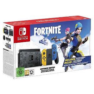 Console Nintendo Switch 32GB Fortnite Special Edition - Nintendo