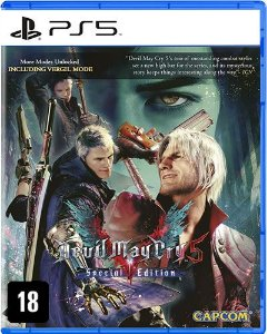 Game Devil May Cry 5 Special Edition - PS5