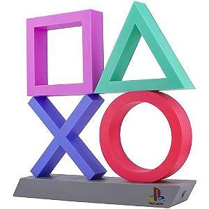 Oficial Playstation Icons Light XL - Paladone