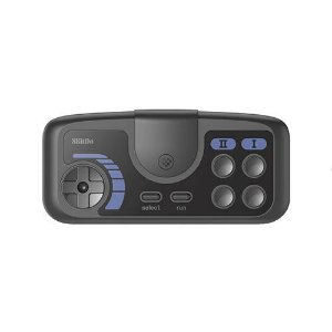 Controle Sem Fio 8Bitdo PC Engine Mini, PC Engine CoreGrafx ,TurboGrafx-16 Mini & Nintendo Switch