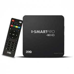 TV Box Smart Pro 4K HD 2GB Quad Core - Pro Eletronic