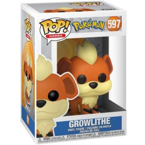 Pop! Games Pokémon Growlithe - Funko
