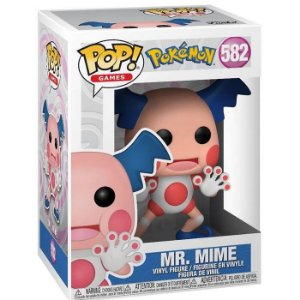 Pop! Games Pokémon Mr Mime - Funko
