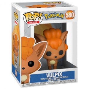 Pop! Games Pokémon Vulpix - Funko