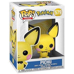 Pop! Games Pokémon Pichu - Funko