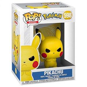 Pop! Games Pokémon Grumpy Pikachu - Funko