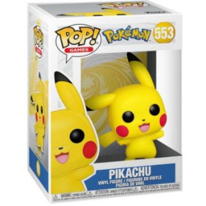 Pop! Games Pokémon Pikachu Waving - Funko