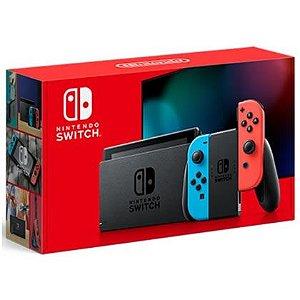 Console Nintendo Switch 32GB XKW  Colorido - Nintendo (Garantia Oficial)