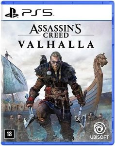 Game Assassin's Creed Valhalla - PS5