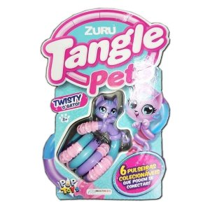 Brinquedo Sensorial Zuru Tangle Pets Sortidos - Multikids BR1176