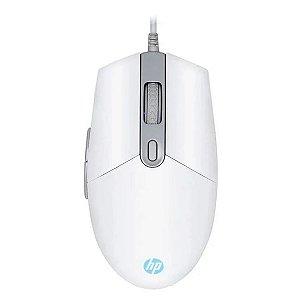 Mouse Gamer Hp M260 Branco - 800 a 6400dpi