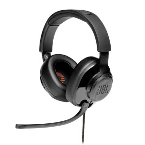 Headset JBL Quantum 300 Surround Com Microfone Flip-Up