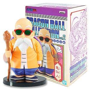 Action Figure Mestre Kame Dragon Ball Collection Vol.2 - Bandai Banpresto