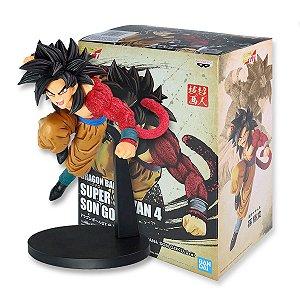 Action Figure Dragon Ball GT – Son Goku Super Sayajin 4 - Bandai Banpresto