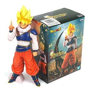 Action Figure Dragon Ball Legends – Goku Super Saiyan - Bandai Banpresto