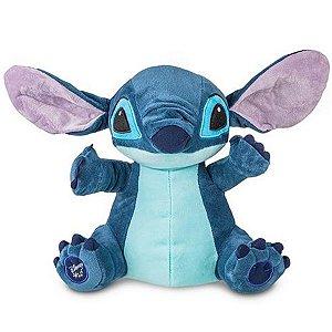 Pelúcia Disney Stitch 30cm Com Som - Licenciado Disney - Multikids Br806
