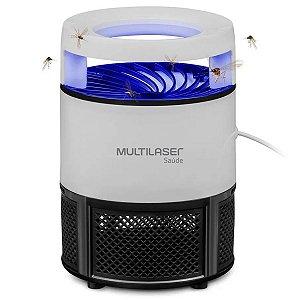 Repelente Eletrônico Armadilha Mata Insetos Com Lâmpada LED UV – Multilaser HC033