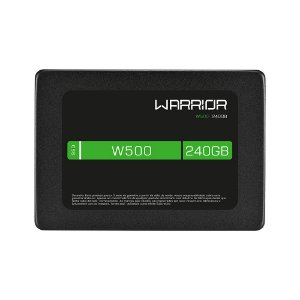 SSD 240GB Gamer 500mb/s Warrior W500 - Multilaser SS210