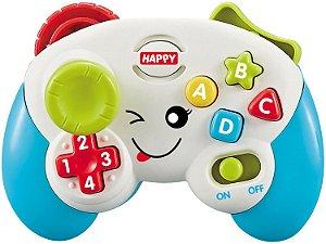 Brinquedo Meu Primeiro Controle com Luzes e Sons – Multikids BR1088