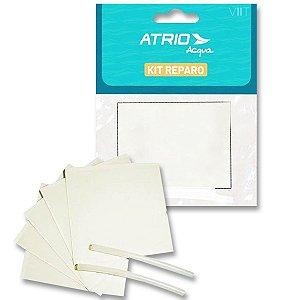 Kit Reparo para Infláveis com 5 Remendos PVC – Atrio ES348