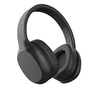 Headset Bluetooth 5.0 Com Microfone Embutido - Xtrax Groove – Preto