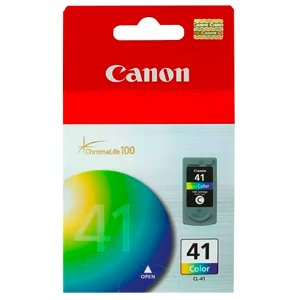 Cartucho de Tinta Canon Cl 41 12ml Colorido - Original