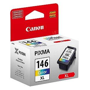 Cartucho Original Canon CL 146XL Colorido 13ml Alto Rendimento