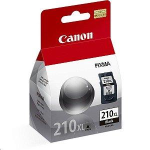 Cartucho De Tinta Canon Pg 210xl Preto Original
