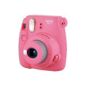 CAMERA INSTAX MINI 9 ROSA FLAMINGO