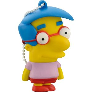 PENDRIVE SIMPSONS - MILHOUSE 8GB