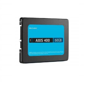 SSD MULTILASER 2,5 POL. 60GB AXIS 400 - GRAVACAO 400 MB/S