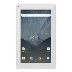 "Tablet Multilaser Wi-Fi 7"" 16GB Quad Core Android 8.1 NB317 Branco"