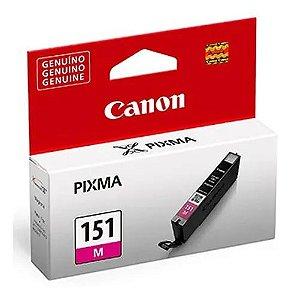 Cartucho De Tinta Canon Cli-151 7ml Magenta