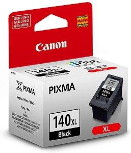 Cartucho De Tinta Canon Pg140xl 11ml Preto