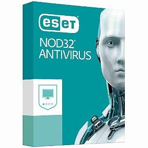 Antivírus Eset Nod32 para Windows - Licença de 1 Pc para 1 Ano