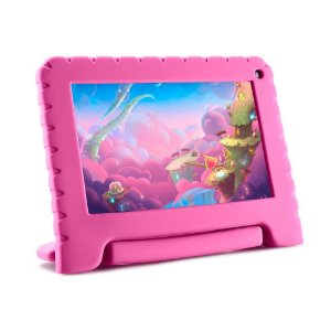 "Tablet Multilaser Nb303 7"" Wifi 16gb Rosa"