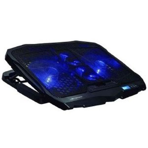 "Base Para Notebook Até 17,3"" Gamer Nbc-100bk C3tech"