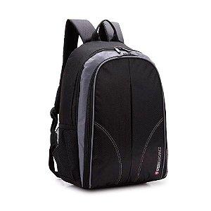 Mochila Para Notebook Até 15.4 Economy Kross Elegance, KE-BPL01 - Preto