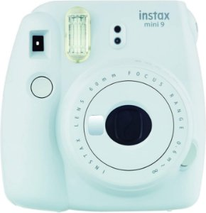 Camera Instax Mini 9 Azul Aqua