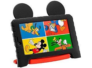 Tablet Infantil Multilaser Mickey Mouse Plus Wi Fi Tela 7 Pol. 16GB Quad Core - NB314