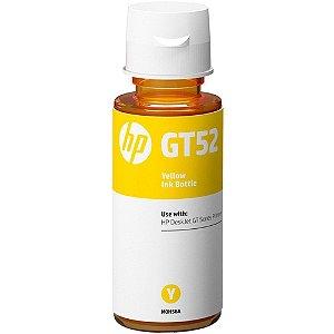 Refil De Tinta Hp Gt52 M0h56al Amarela