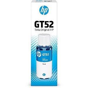 REFIL DE TINTA HP GT52 M0H54AL CIANO