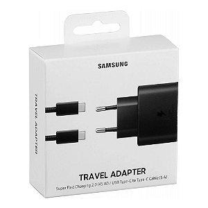 Carregador Samsung De Viagem TA845 - Super Fast Charging 45w