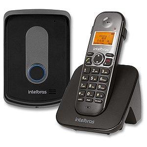 Porteiro Eletrônico Interfone E Telefone Sem Fio Intelbras Tis5010
