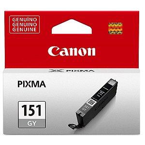 Cartucho Canon Original CLI 151 Cinza 7ml