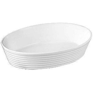 Travessa Oval Porcelana 35,4 cm