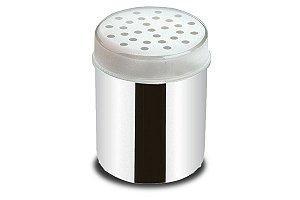Queijeira/oréganeira 300 ml com sobretampa Jornata Brinox 280 ml - Brinox